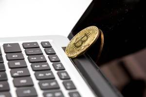 Bitcoin on a Macbook