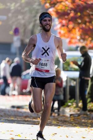 Blaiklock Jack - Cologne Marathon 2017