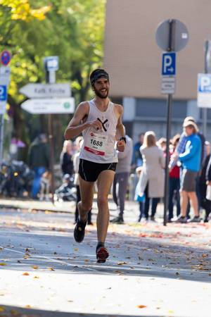 Blaiklock Jack - Köln Marathon 2017