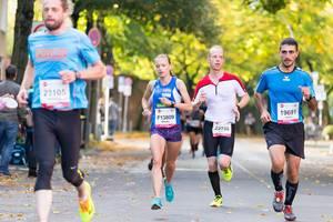 Blauth Christian, Wangler Natalie, Guth Markus, Öz Erkan - Köln Marathon 2017