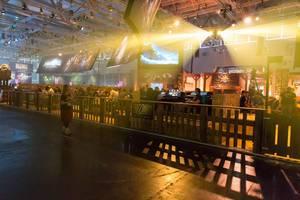 Blizzard Stand auf der Gamescom 2017