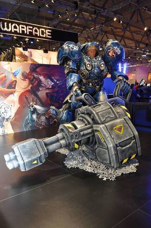 Blizzard: Starcraft Marine