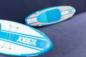Boards für Stand up Paddling auf flachen Gewässern oder auf sehr kleinen Wellen