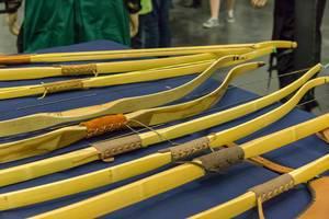 Bogen für Bogenschützen-Cosplayer