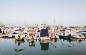 Boote im Wasser