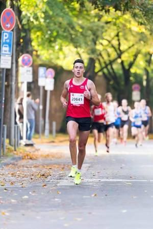 Borghans Robin - Köln Marathon 2017