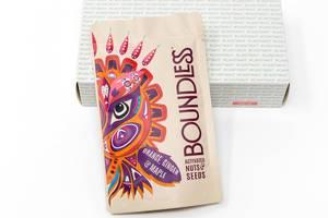 Boundless - Nuss, Kernmischung mit Orange, Ingwer und Ahorn aus dem Foodist Active Adventskalender