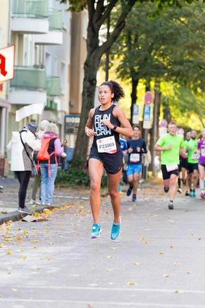 Bowcutt Rowann - Köln Marathon 2017