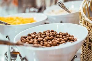 Bowl Of Chocolate Musli
