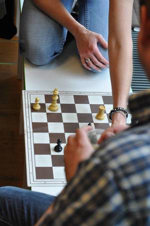 BrainCamp: Schach