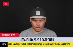 Breaking News: UEFA Euro 2020 Postponed