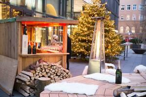 Brenner München in der Weihnachtszeit