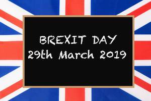 Brexit day 29th March 2019