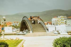 Bridge in Trogir