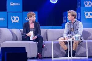 Britta Weddeling interviewed Nico Rosberg