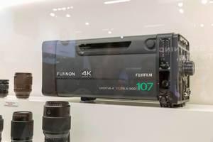 Broadcast Objektive von Fujifilm Fujinon mit 4K Ultra HD