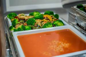 Broccoli with Tomatoes Bean Sauce.jpg