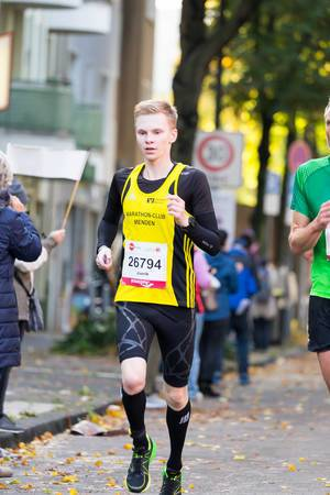 Broszeit Janik - Köln Marathon 2017