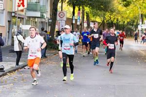 Bruch Sebastian, Hasse Eiko, Krause Dominik, Skaar Christian - Köln Marathon 2017