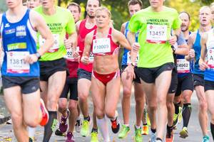 Brucker Patrick, Hofman Martijn, Hähnle-Pohl Veronica Clio, Thaeter Mathias, Weichsel Felix - Köln Marathon 2017