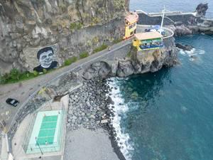 Bucht von Ponta do Sol
