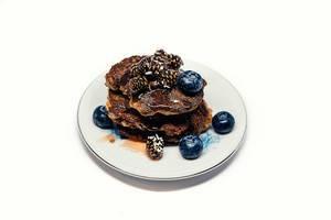 Buckwheat flour Banana Pancakes with Pine Syrup_.jpg
