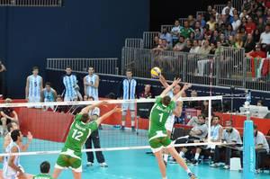 Bulgarien - Argentinien während London 2012
