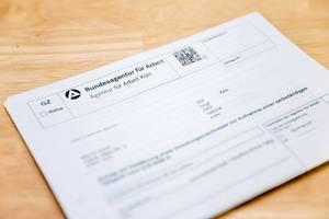 Bundesagentur für Arbeit: Arbeitslosenantrag