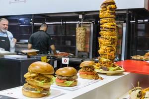 Burgertraum - verschiedene Variationen