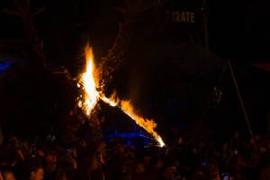 Burning Man at Pirate Summit 2017