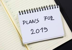 Business plans for 2019