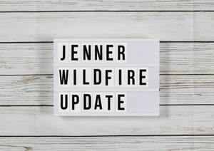 Caitlyn Jenner Offers Update After Evacuating From Wildfire