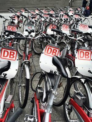 Call-A-Bike der Deutschen Bahn