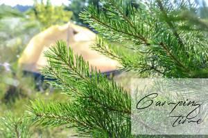 Campingzeit