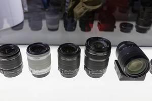 Canon: EFS 18-55mm und 18-135mm