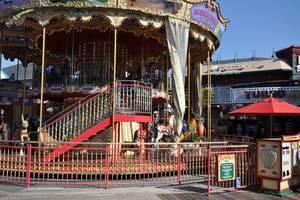 Carousel / Karussell at Fisherman