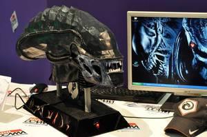 Case Modding: Alien