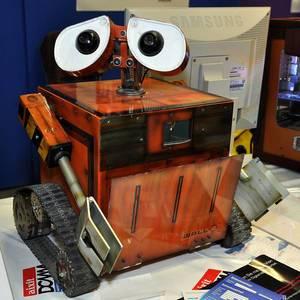 Case Modding: Wall-E