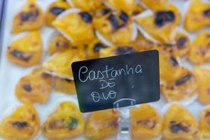 Castanha de ovo pastry in Lissabon