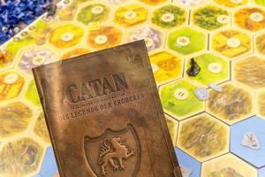 Catan - Szenarien für Städte und Ritter - Die Legende der Eroberer