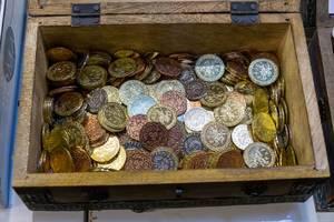 Celtics Münzen zum Kaufen auf der Spiel in Essen