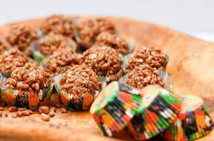 Cereal and Chocolat Energy Bites