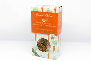 Cereal with carrot, apple and cinnamon by Primrose