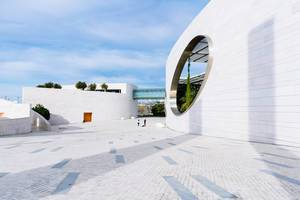 Champalimaud Foundation campus in Lisbon  Flip 2019