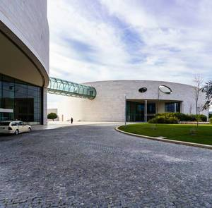 Champalimaud Foundation Centre in Lisbon, Portugal  Flip 2019