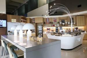 Changi Airport Business Lounge