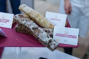 Chateau Blanc - Schokolade und Haselnuss Stockbrot