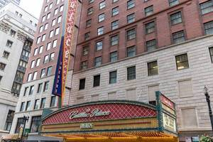 Chicago, Cadillac Palace Theatre: historisches Theater im Loop