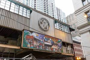 Chicago CTA building in need of renovation
