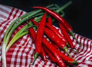 Chilli Pepper And Onion Mix